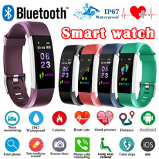 heartratemonitor, pedometerwatch, Android, Wristbands