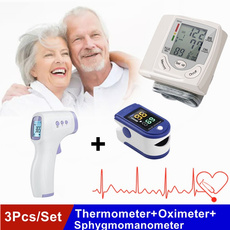 fingerpulseoximeter, Monitors, babyinfraredthermometer, fingeroximeter