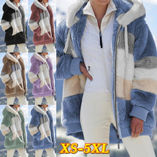 winteroutwear, fluffyfur, Zip Up Hoodie, fur