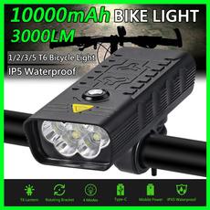 Flashlight, bicyclelightsnight, bicycleheadlight, led