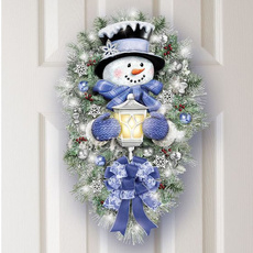 decoration, windowsticker, christmasdecal, Door
