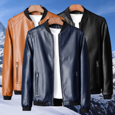 motorcyclejacket, cardigan, Waterproof, Long Sleeve