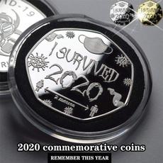 commemorativecoin, isurvivedcoronavirus2020, copycoin, isurvived2020