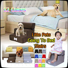 Beds, staircase, stair, Pets