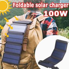 Hiking, Outdoor, solarchargingpanel, camping