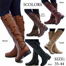 kneeboot, Fashion Accessory, Plus Size, Platform Shoes