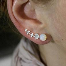 Christmas, opalearring, Star, Beautiful Earrings