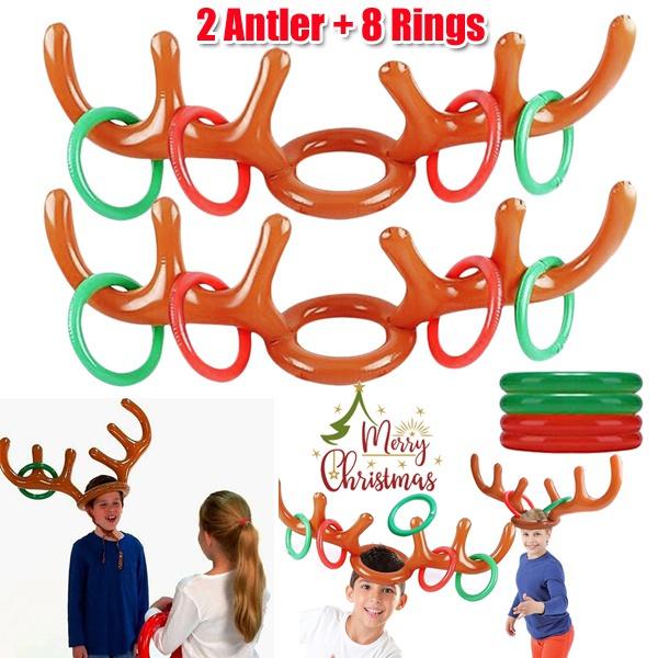 Head, Toy, antlerheadbandtoy, Christmas