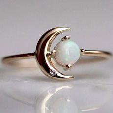 DIAMOND, Star, wedding ring, gold