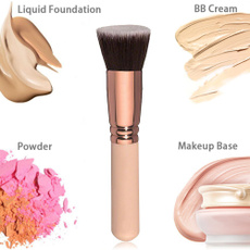 powder, Flats, Head, Beauty