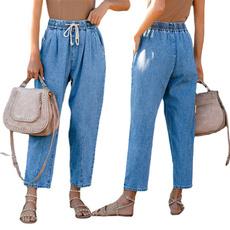 harem, Fashion, Waist, Long pants