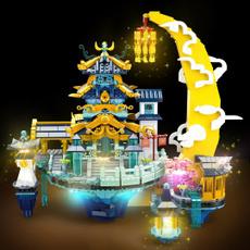 building, city, Toy, palace