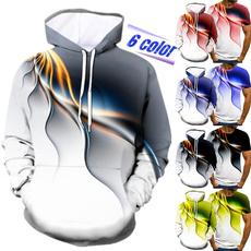 Couple Hoodies, 3D hoodies, Fashion, Sweatshirts & Hoodies