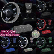 decoration, Bling, shiftgearcover, Auto Parts & Accessories