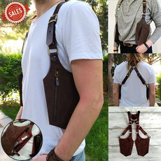 Shoulder Bags, antitheftbackpack, Medieval, underarmbag