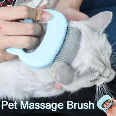 hair, massagepet, catbrush, Elastic