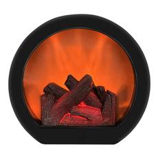 led, ledtablefireplace, flamelessfireplacelight, flamelessledfireplace