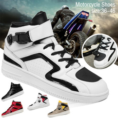 ankle boots, motorcycleshoe, Outdoor, leather shoes