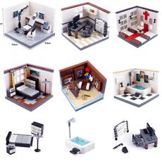 Bathroom, Bathroom Accessories, Office, cityscene