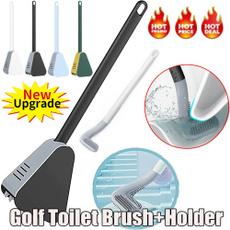 Bathroom, Golf, toiletbrushset, Silicone