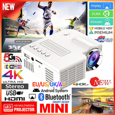 projector, 1080, TV, Home & Living