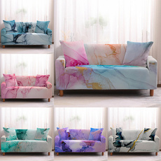 pink, sofaseatcover, loveseat, watercolorsofacouchcover