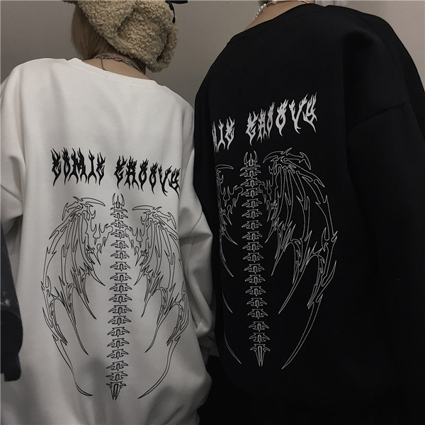 Goth, Casual Hoodie, unisexsweatshirt, pullover sweater