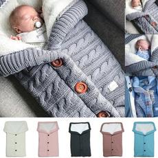 sleepingbag, knitted, babystuff, velvet
