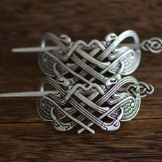 Head, Jewelry, vikinghairpin, Hair Pins