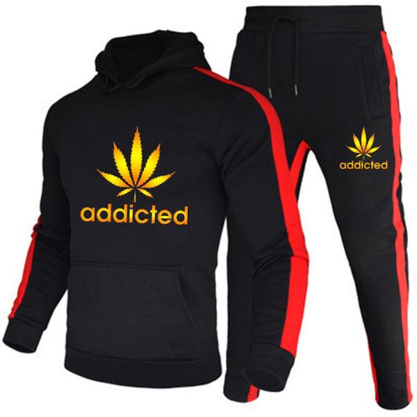 hoodiesformen, hooded, leaf, Hoodies