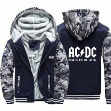 Men, Winter, Coat, acdc