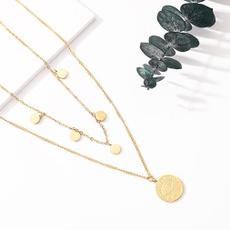 golden, Fashion, Genuine, Jewelry