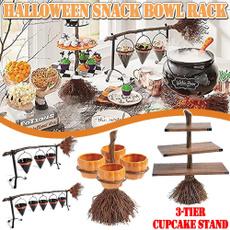 Snacks, snackrack, fruitbasket, Witch