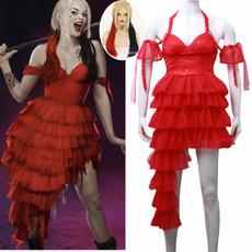 thesuicidesquad, Halloween Costume, Cosplay, harleyquinn
