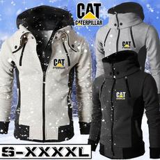 zipperjacketcoat, Fashion, Winter, sweater coat
