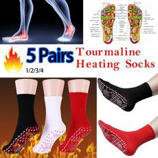 footmassagesock, selfheatingsock, antifatiguesock, Socks