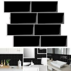 Bathroom, bathroomsticker, selfadhesivewallpaper, tilesticker