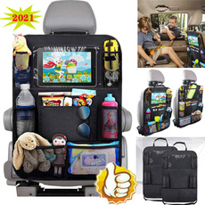carseatbackprotector, cartouchscreentabletholder, backseatorganizer, carstoragebagforkid