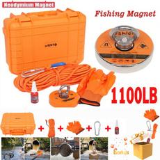 Box, magnetfishing, Plastic, eyebolt