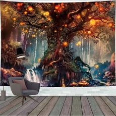 Decor, tapestryforbedroom, mandalatapestry, College