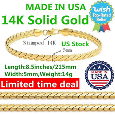 yellow gold, gold bracelet, 14ksolidgoldjewelry, 14ksolidgoldchain