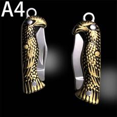 Brass, Key Chain, saber, Hunting