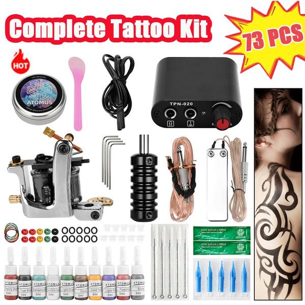 tattoo, tattookit, tattoomanualpen, Tattoo Supplies
