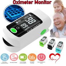 Heart, oximetersfingertippulse, digitalfingeroximeter, Monitors