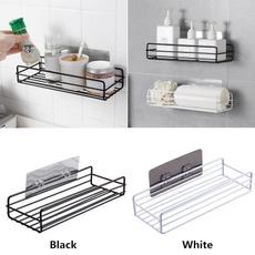 storagerack, Shelf, selfadhesive, Metal