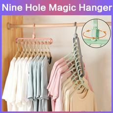 Hangers, multifunctionalhanger, Closet, savespace