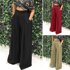 longtrouser, Plus Size, Casual pants, pants