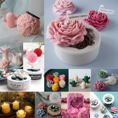 Flowers, Baking, blossom, cake mold
