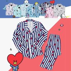 pajamasetforwomen, K-Pop, Summer, Kawaii