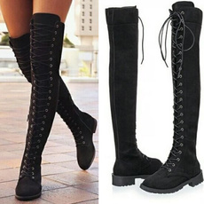 tallboot, Fashion Accessory, Fashion, Lace